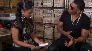 Nelly Tells Ashanti What Kind of Girl He Digs