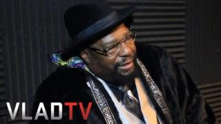 Exclusive! George Clinton Talks Drug Use & Effect on Music