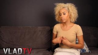 Exclusive! Kaylin Garcia on Past Drug Use & Helping Joe Budden