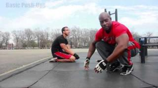 Calisthenics Kingz Demo Intermediate Workout