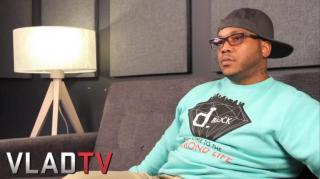 Exclusive! Styles P on Giving Advice to Kids About Smoking