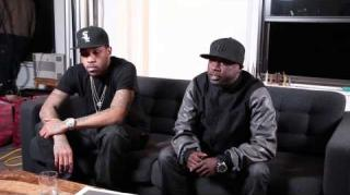 Behind the Scenes With Havoc & Lloyd Banks - 'Life We Chose'
