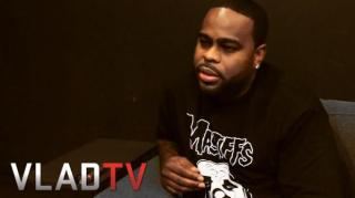 Exclusive! Crooked I on Feds Busting Up Home Over Death Row