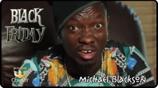 Michael Blackson Gets at Jason Collins, Future & Ciara