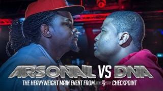 "Don't Flop ""CheckPoint"" Battle: DNA vs Arsonal"