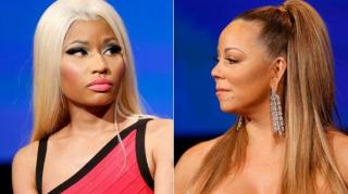 Nicki Minaj: I Thought Mariah Was My Friend, But She's Not!