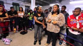 QOTR Battle: E Hart vs Chayna Ashley