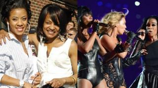 Keyshia Cole's Mom Talks Destiny's Child Beef