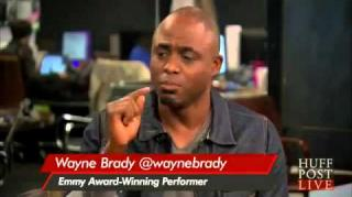 Wayne Brady Rips Bill Maher Over Race Comments!