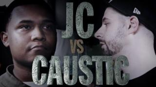 KOTD Rap Battle: JC vs Caustic