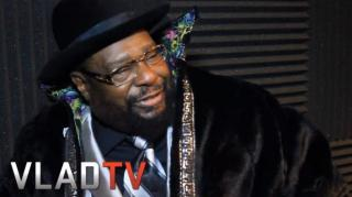 Exclusive! George Clinton Didn't Envision 2Pac's Impact