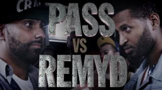 KOTD Rap Battle: Pass vs RemyD