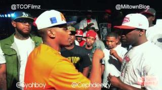 Spit Dat Heat Battle: Syahboy vs Cephdeezy