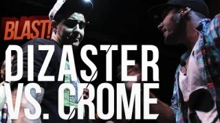 "The O-Zone ""Blast!"" Battle: Dizaster vs Crome"