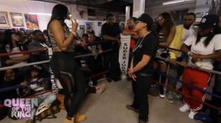 "QOTR ""BOE"" Battle: Ms. Hustle vs Ms. Fit"