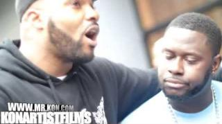 Math Hoffa & T-Rex Debate Who Won Their Killaz Battle Rematch