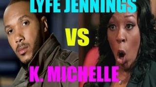 "Lyfe Jennings on K. Michelle ""She's Creating a Terrible Future"""