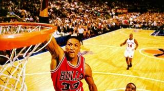 Scottie Pippen Was Allegedly Spit On Before Fight With Hater