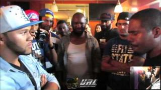 Smack/URL Traphouse Battle: AlecFlowin vs K-Luc