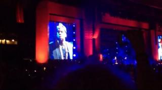 "Jay Z Dedicates ""Forever Young"" to Trayvon at Yankee Stadium"