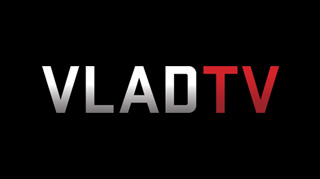 Kreayshawn Looking Very Pregnant in Pic With Her Grandfather