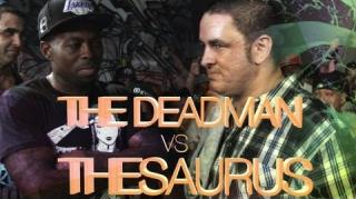 KOTD TakeOver Battle: Thesaurus vs The Deadman