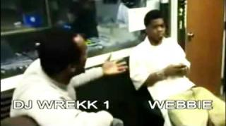 Throwback Video Shows Webbie Freaking Out During Interview