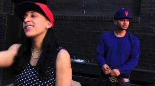 "Ms. Fit Spits Fire in Newest Video - ""Bag"" Ft. Hollow Da Don"