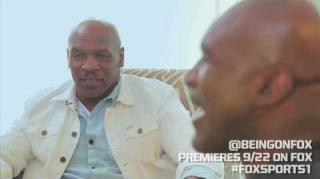 Mike Tyson & Evander Holyfield Reminisce About Biting Incident