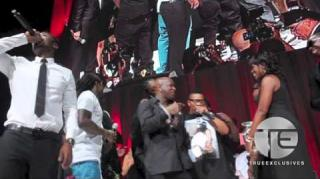 Birdman & Lil Wayne Give Acceptance Speech at BMI Awards