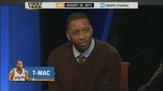 Tracy McGrady Announces His Retirement from the NBA