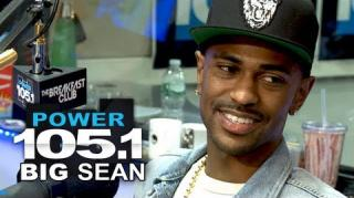 Did Big Sean Throw Fade at Papoose in Power 105.1 Interview?