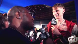 Machine Gun Kelly Talks Getting Pleasured During Live Show