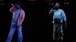 "ODB Hologram Performs ""Shame on a N***a"" at Rock the Bells"