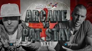 KOTD World Domination 4 Title Match: Pat Stay vs Arcane