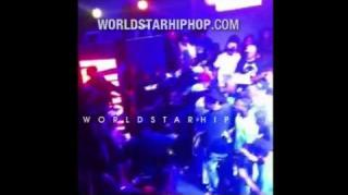 Full Math Hoffa vs Serius Jones Fight Caught on Cell Phone