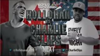 KOTD World Domination 4 Battle: Charlie Clips vs Hollohan