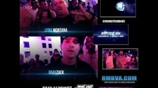 ColoradoRap/RMBVA Battle: Lynx Montana vs Brayzack