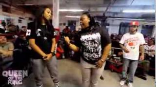 "QOTR ""Do Or Die"" Battle: Chayna Ashley vs Young Gattas"