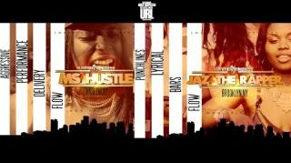 Smack/URL Announcement: Jaz the Rapper vs Ms Hustle