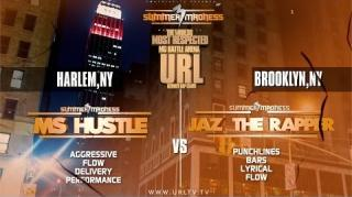 Smack/URL Summer Madness 3 Battle: Jaz vs Ms Hustle