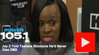 Tashera Simmons Details Her Troubled Past with DMX in New Book