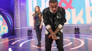 Bow Wow Freaks Out at Random Guy Twerking on 106 & Park
