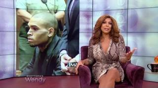 Wendy Williams Wishes Chris Brown the Worst Community Service