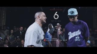 KOTD BOTB6 Battle: John John Da Don vs The Saurus