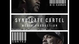 Black Ice Cartel/GoRilla Warfare Battle: Cortez vs Big Kannon