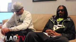 Exclusive! Snoop Dogg Addresses His Many Name Changes