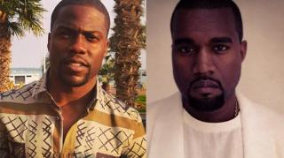 "Kevin Hart Defends Kanye, Says ""He's a Passionate Guy"""