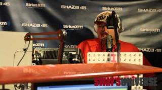 Jaz The Rapper Spits a Hot Freestyle on Sway In The Morning