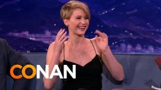 Jennifer Lawrence Recalls Hotel Maid Finding Her X-Rated Toys